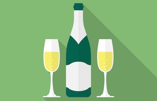 Alcohol brands social media
